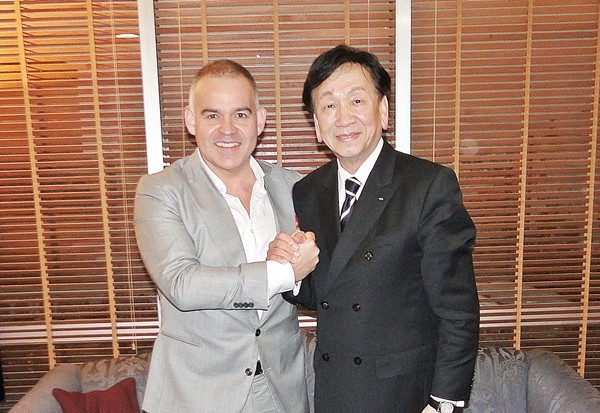 AIBA and WBA Presidents discuss future boxing collaboration