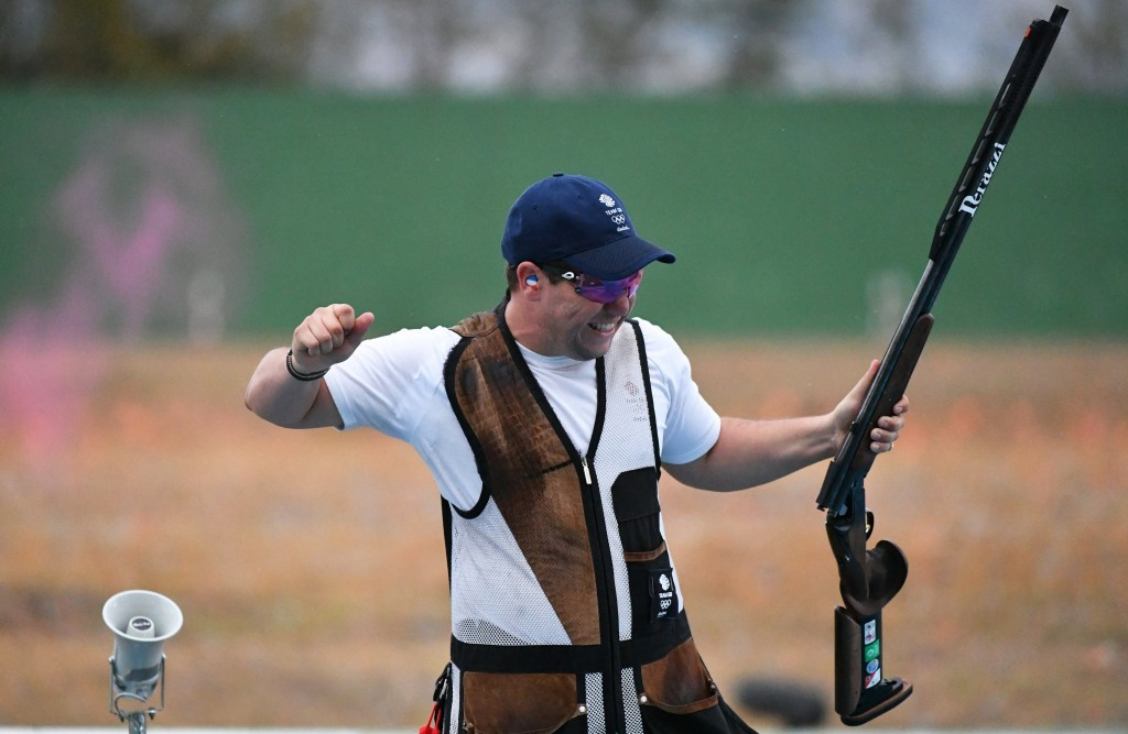 The men's double trap could be removed from the Olympic programme ©Getty Images
