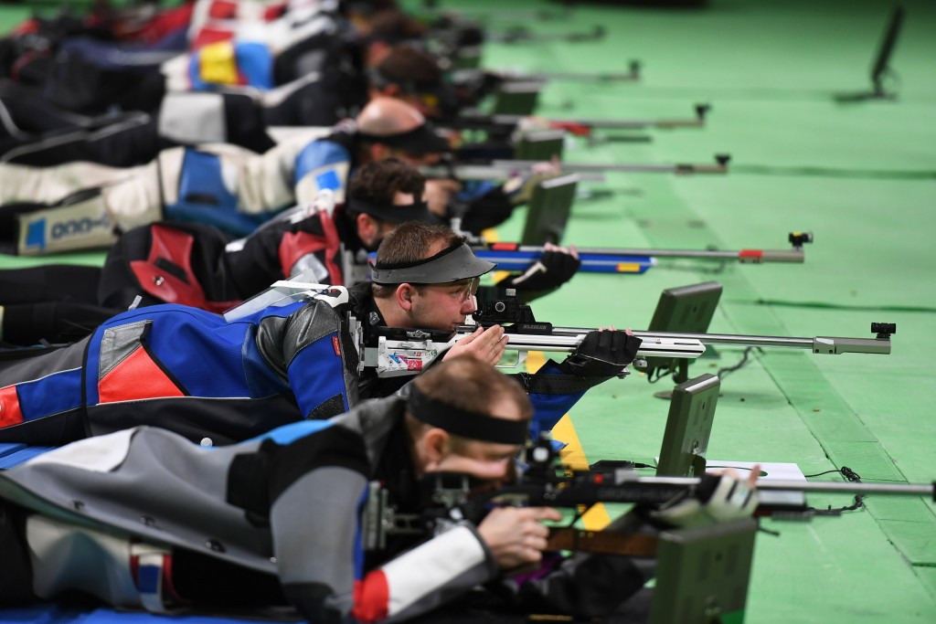 Changes to the Olympic shooting programme will be discussed in New Delhi ©Getty Images
