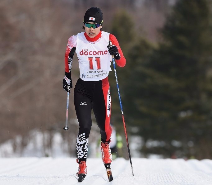 Kobayashi secures women's 10km Asian Winter Games cross-country skiing gold for hosts