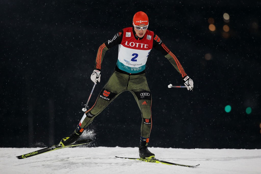 Eric Frenzel of Germany is among the favourites for glory in the Nordic combined events ©Getty Images