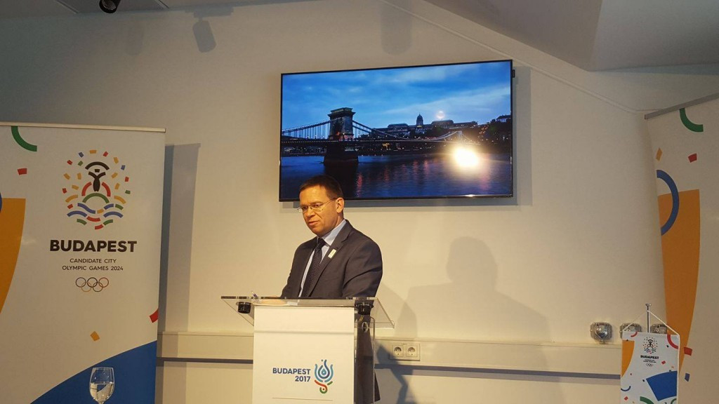Hope for Budapest 2024 as claimed no decision for few weeks
