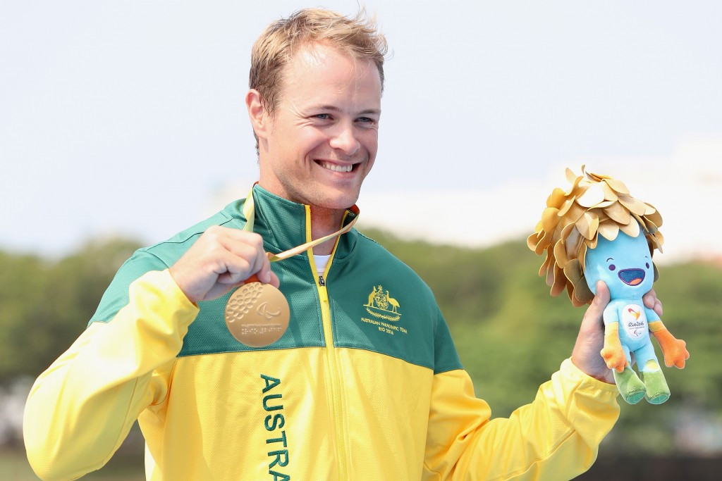 Paralympic champion named Sportsman of the Year at World Paddle Awards