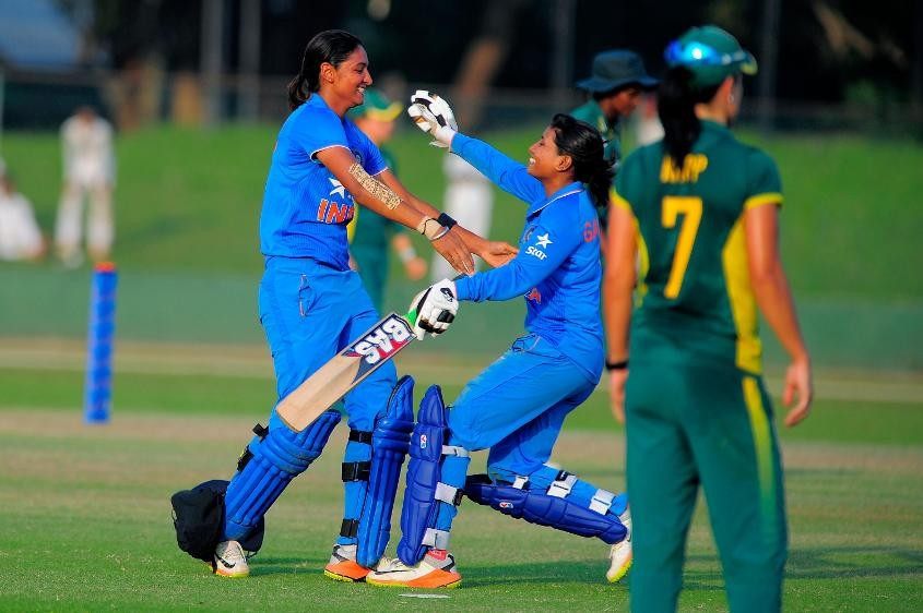 India beat South Africa to win ICC Women's World Cup qualifier