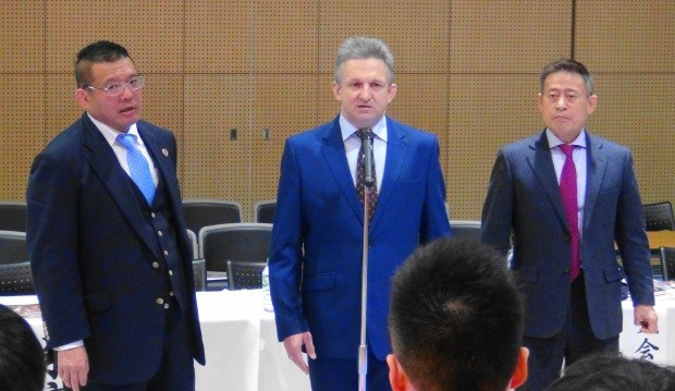 FIAS praise organisers of Russian President's Sambo Cup in Tokyo