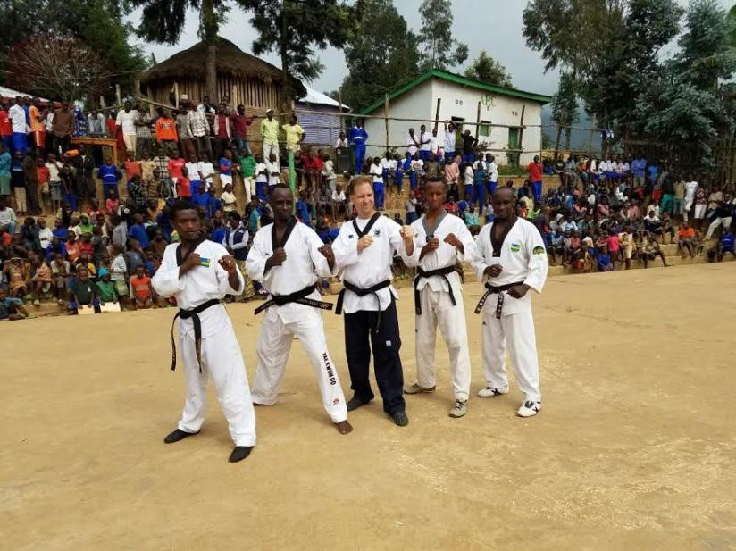 The initiative is being implemented in the Kiziba Camp, located in the Karongi district of Western Province ©RTF
