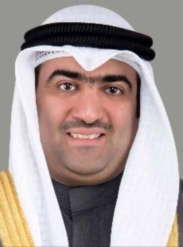 Khaled Nasser Al-Roudan is the new Kuwaiti Minister responsible for sport ©KDIPA