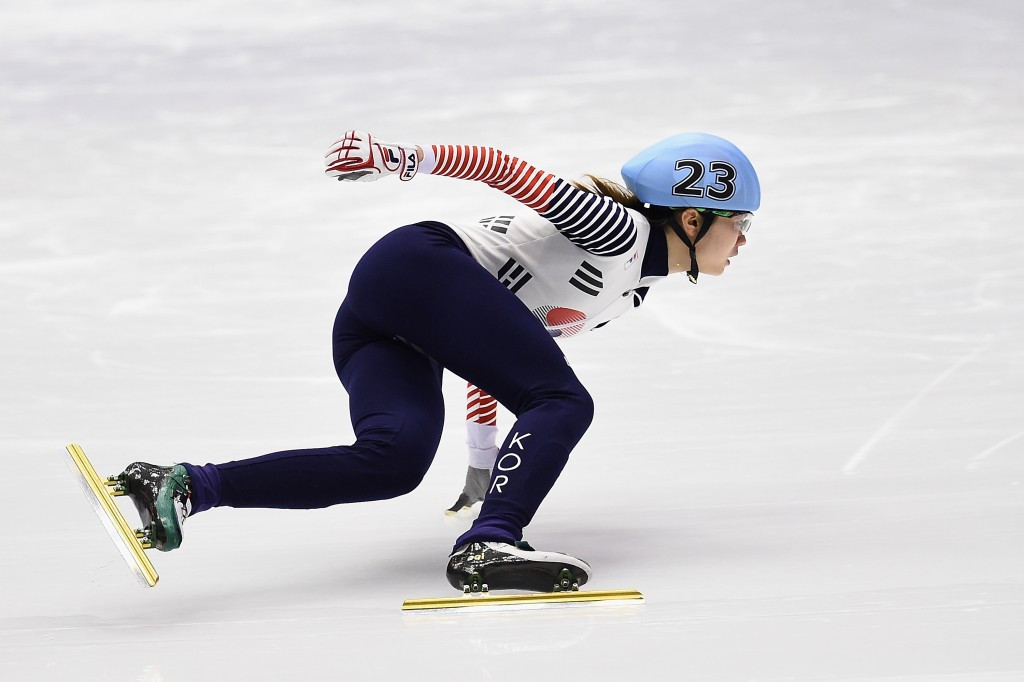 South Koreans star as short track competition ends at Sapporo 2017