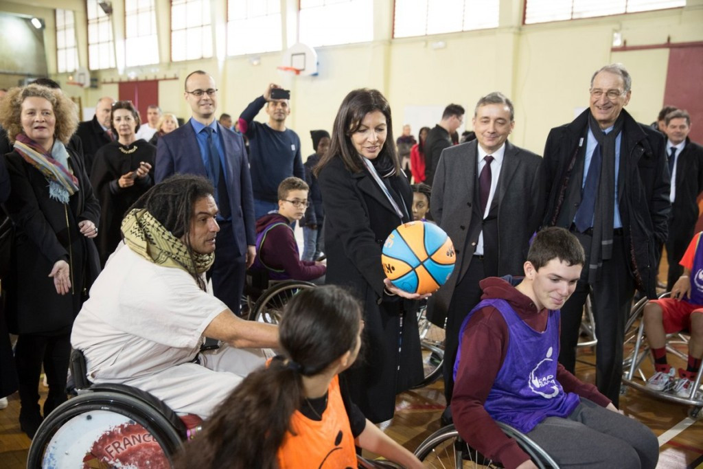 Paris aiming to increase youth sport participation as part of 2024 legacy