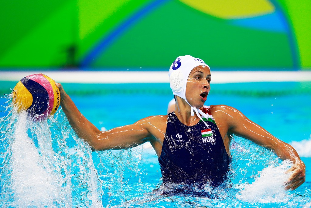 Hungary thrash France to top FINA Women's Water Polo World League group