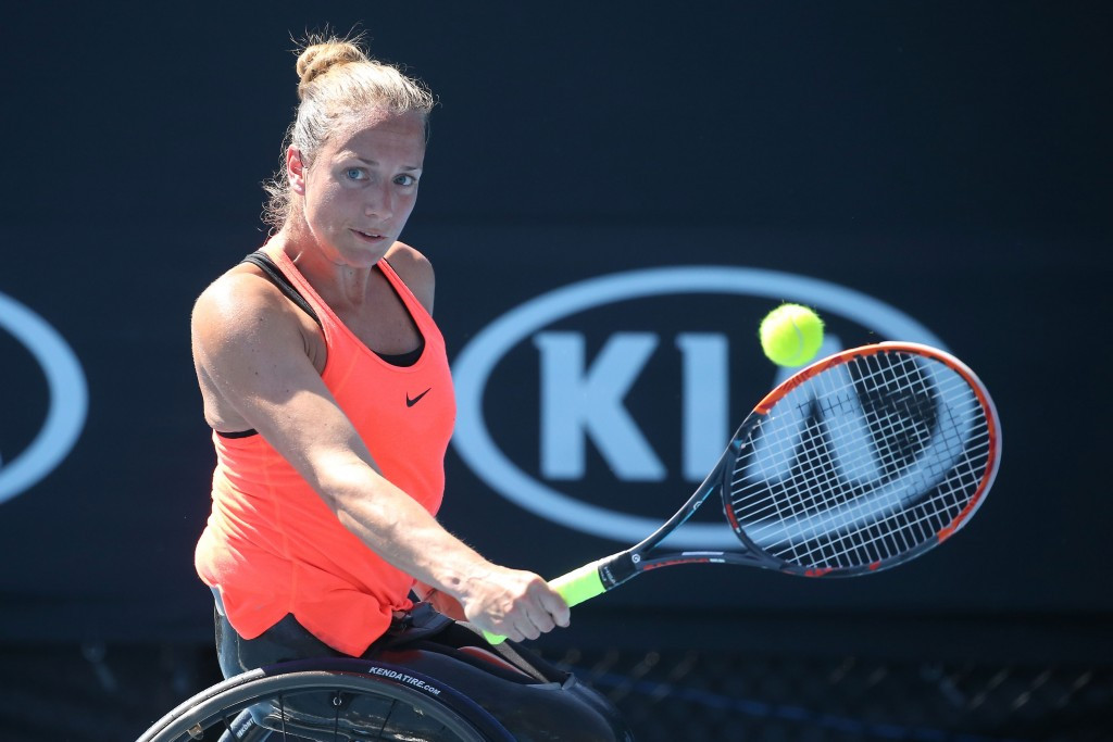 The Netherlands boasts some of the leading names in wheelchair tennis, including Jiske Griffioen ©Getty Images