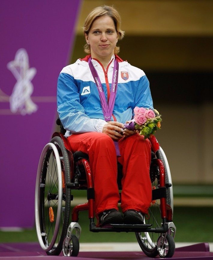 Vadovicova begins World Shooting Para Sport season with gold in Al Ain