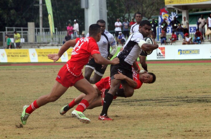 In pictures: Port Moresby 2015 day five