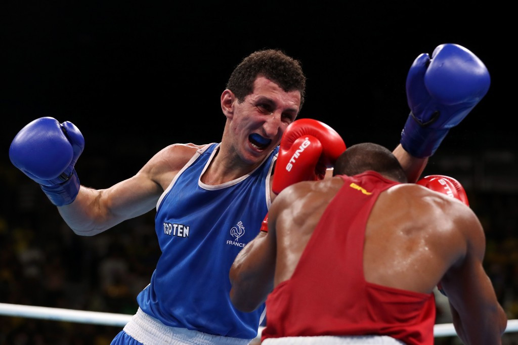 Rio 2016 medallists make France Fighting Roosters side