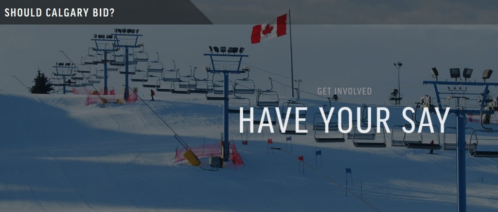 Survey launched to gauge support for possible Calgary Winter Olympic bid