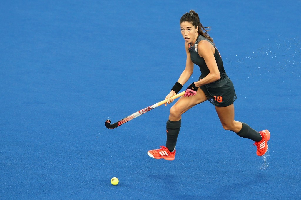 Dohmen and Van As scoop top prizes at FIH Hockey Stars Awards