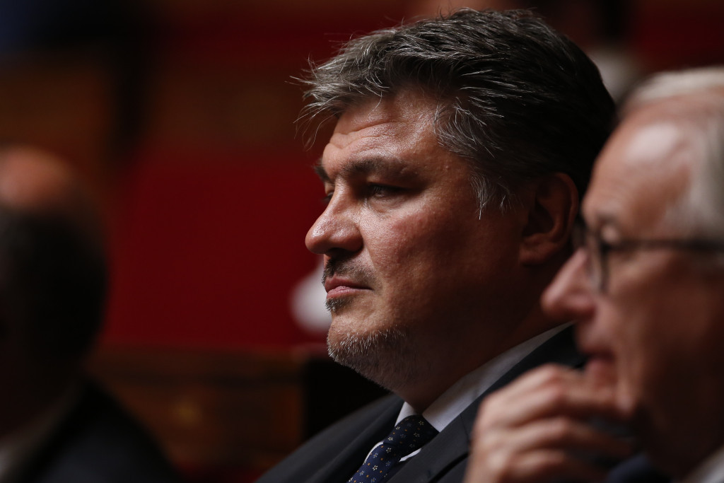 David Douillet will challenge for the CNOSF Presidency ©Getty Images