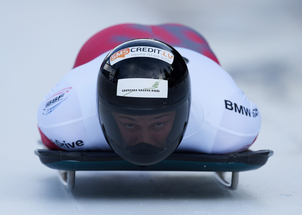 Dukurs to bid for third straight skeleton title at IBSF World Championships