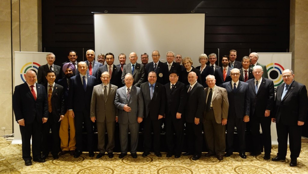 The ISSF Executive Committee and Administrative Council met this week to discuss the Tokyo 2020 programme ©ISSF