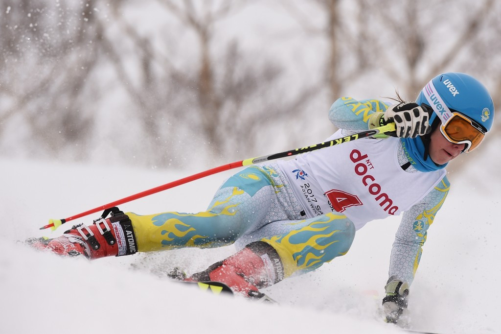 The second day of Alpine skiing competition took place ©Getty Images