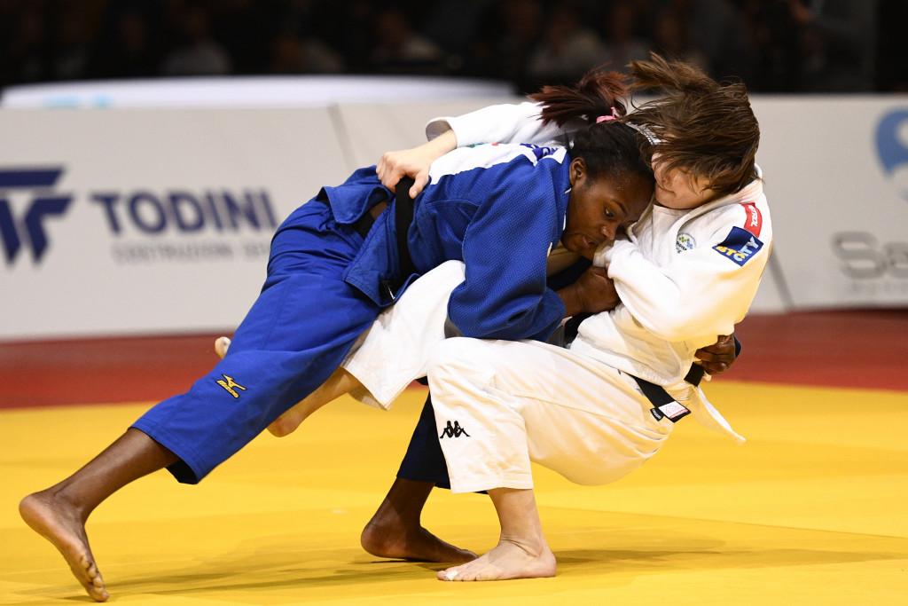 Rio rivalry to resume at IJF Dusseldorf Grand Prix