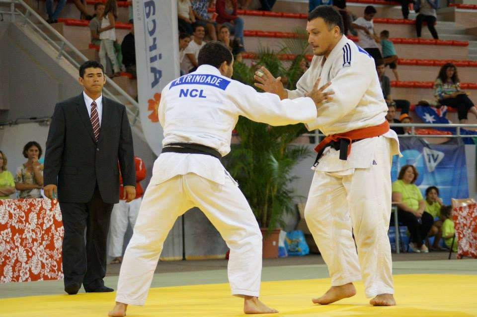Hosts New Caledonia deliver the goods at Oceania Judo Championships' Veterans Open