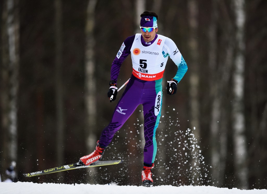 Kobayashi and Lenting lead Japan to home cross-country relay double