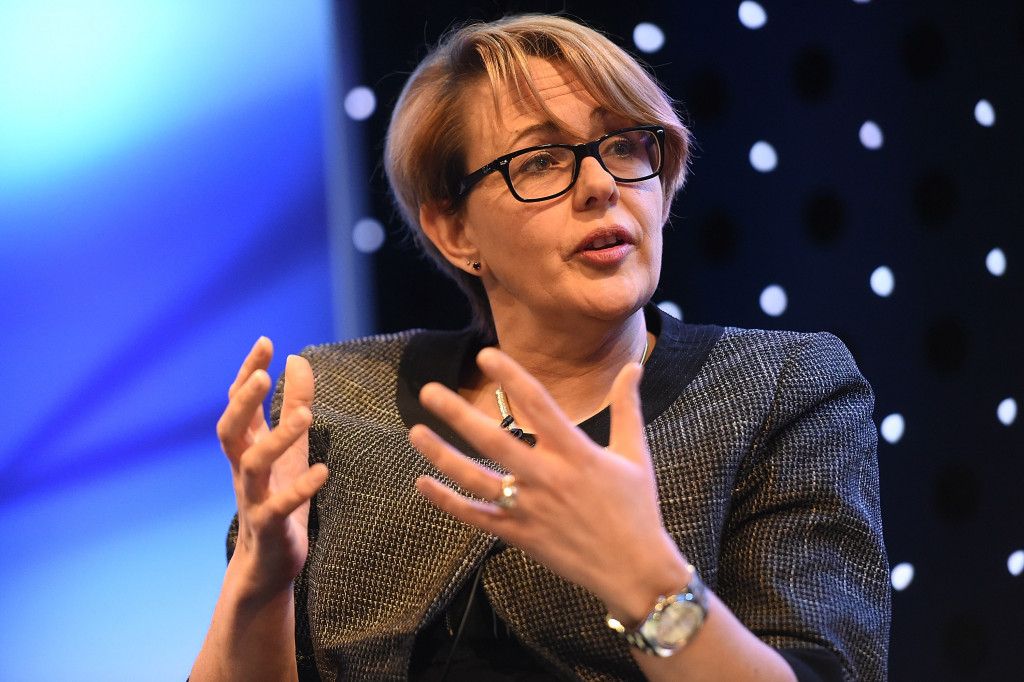 Baroness Tanni Grey-Thompson believes inactivity in Great Britain needs to be dealt with ©Getty Images