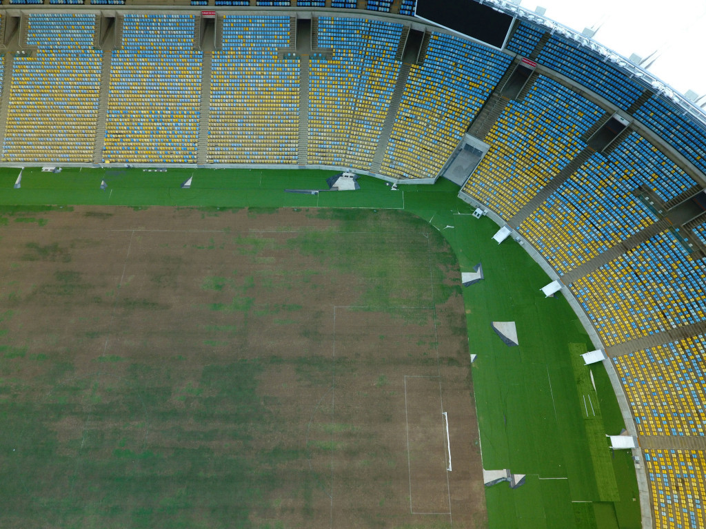 Power has been restored to the Maracanã Stadium in Rio de Janeiro ©Getty Images