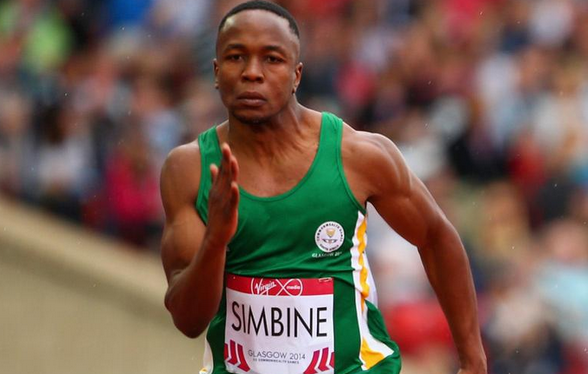 """Akani Simbine is putting Tokyo 2020 """"before everything else"""" ©Getty Images"""