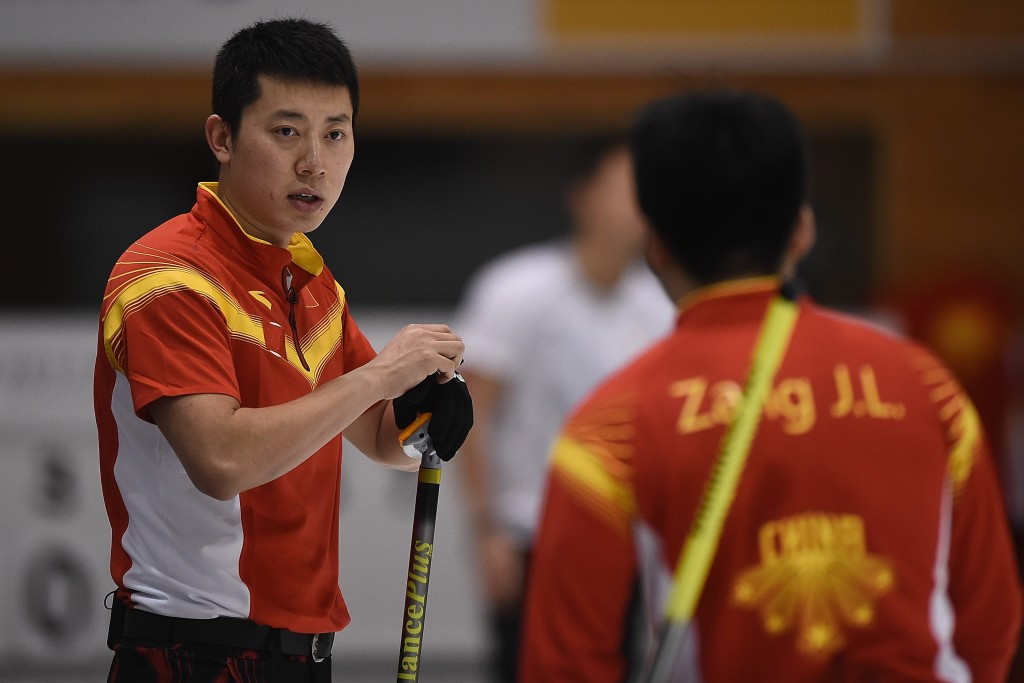 China claimed a convincing win in the men's final ©Getty Images