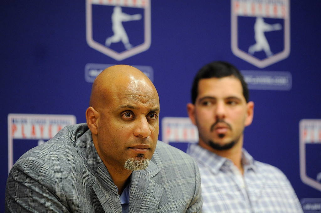 "MLBPA head Tony Clark has admitted there are ""challenges"" which need to be overcome if competitors from the league are to play at Tokyo 2020 ©Getty Images"