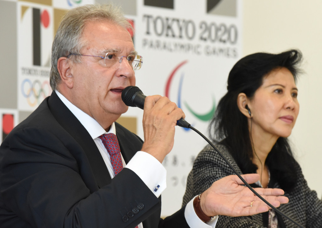 WBSC President Riccardo Fraccari has previously said he was confident MLB players would compete at Tokyo 2020 ©Getty Images