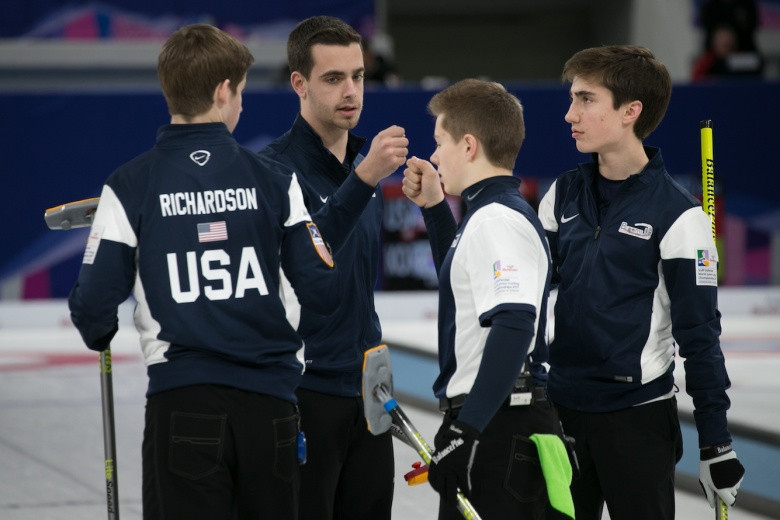 USA Curling is focusing on a development programme for under-25s ©WCF