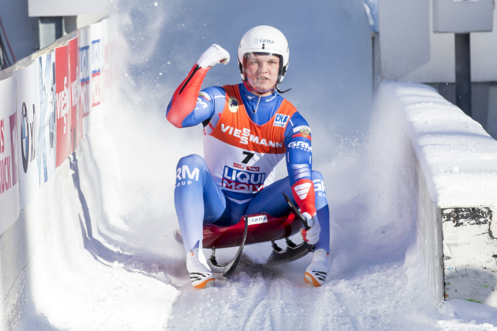 Men's FIL World Cup winner to be crowned in Altenberg