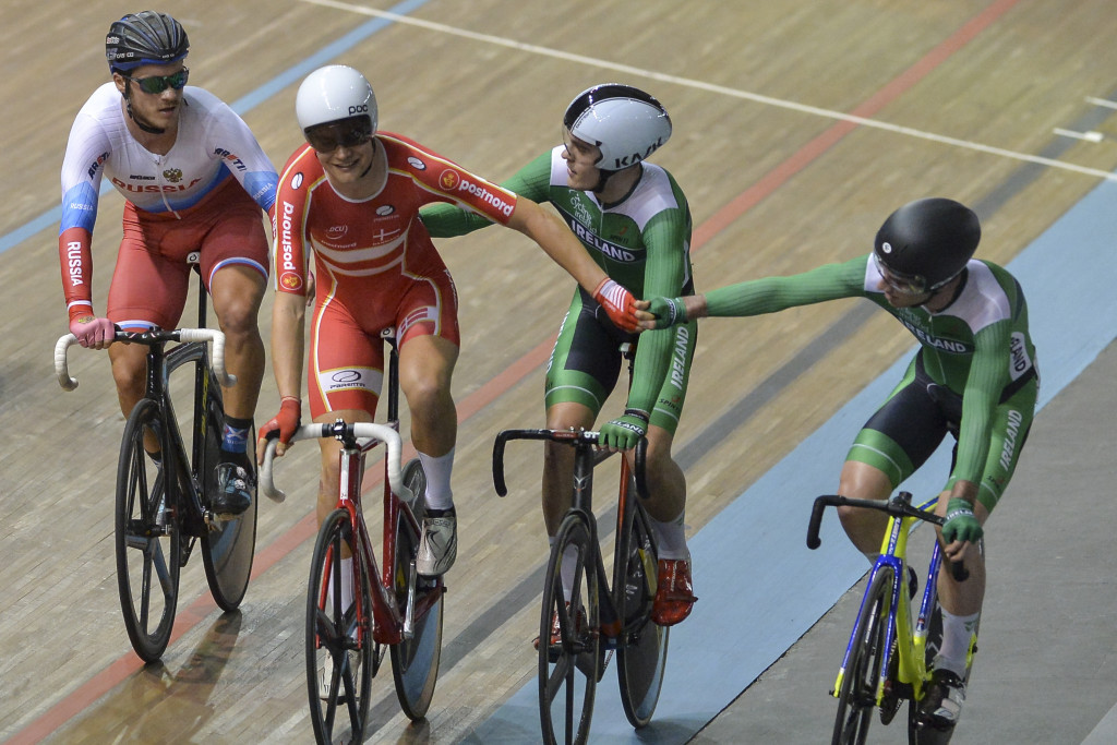 Cyclists will be heading to Los Angeles for the last UCI Track World Cup leg of the season ©Getty Images