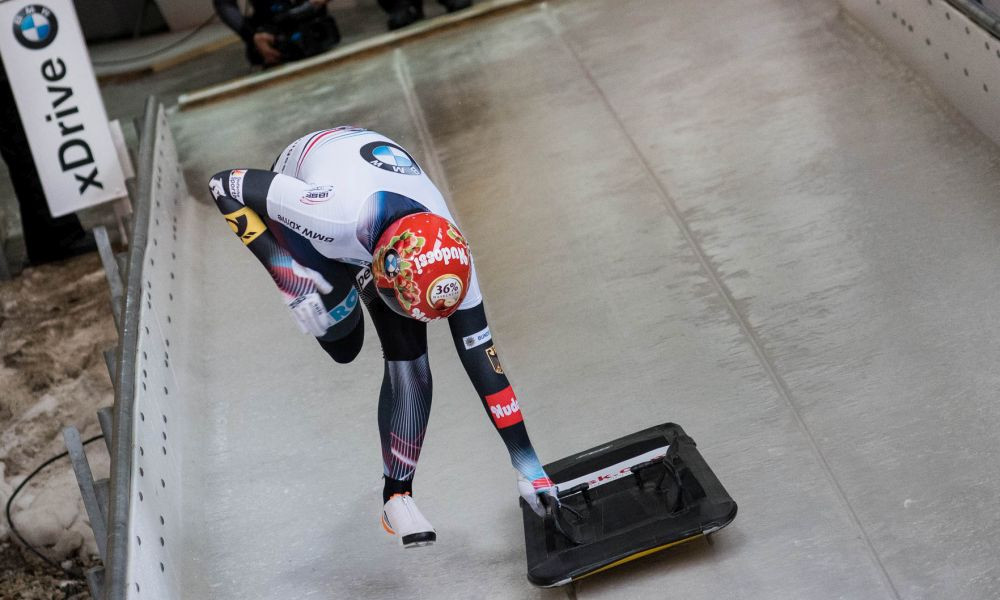 Lölling leads as second women's heat cancelled at IBSF World Championships