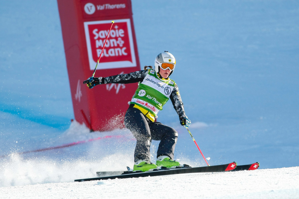 Thompson on form in Ski Cross World Cup qualifying