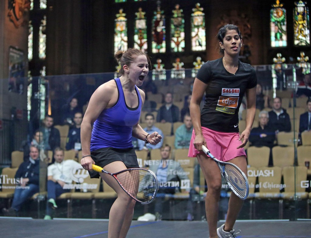 American duo to meet at 2017 Windy City Open