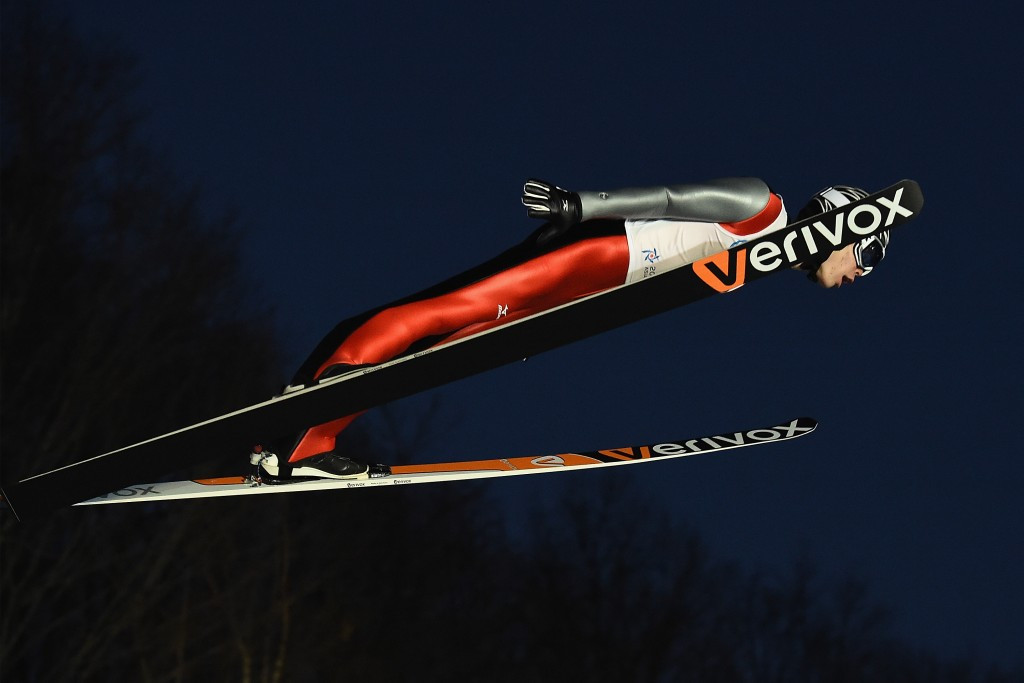 Japan earned a dominant win in the men's team ski jumping competition ©Getty Images