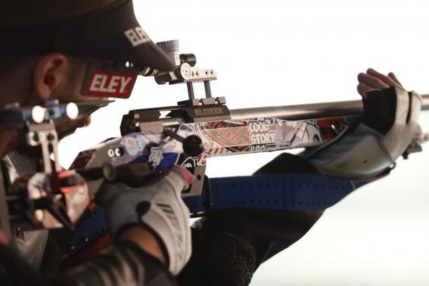 Aldousari wins first World Shooting Para Sport World Cup gold