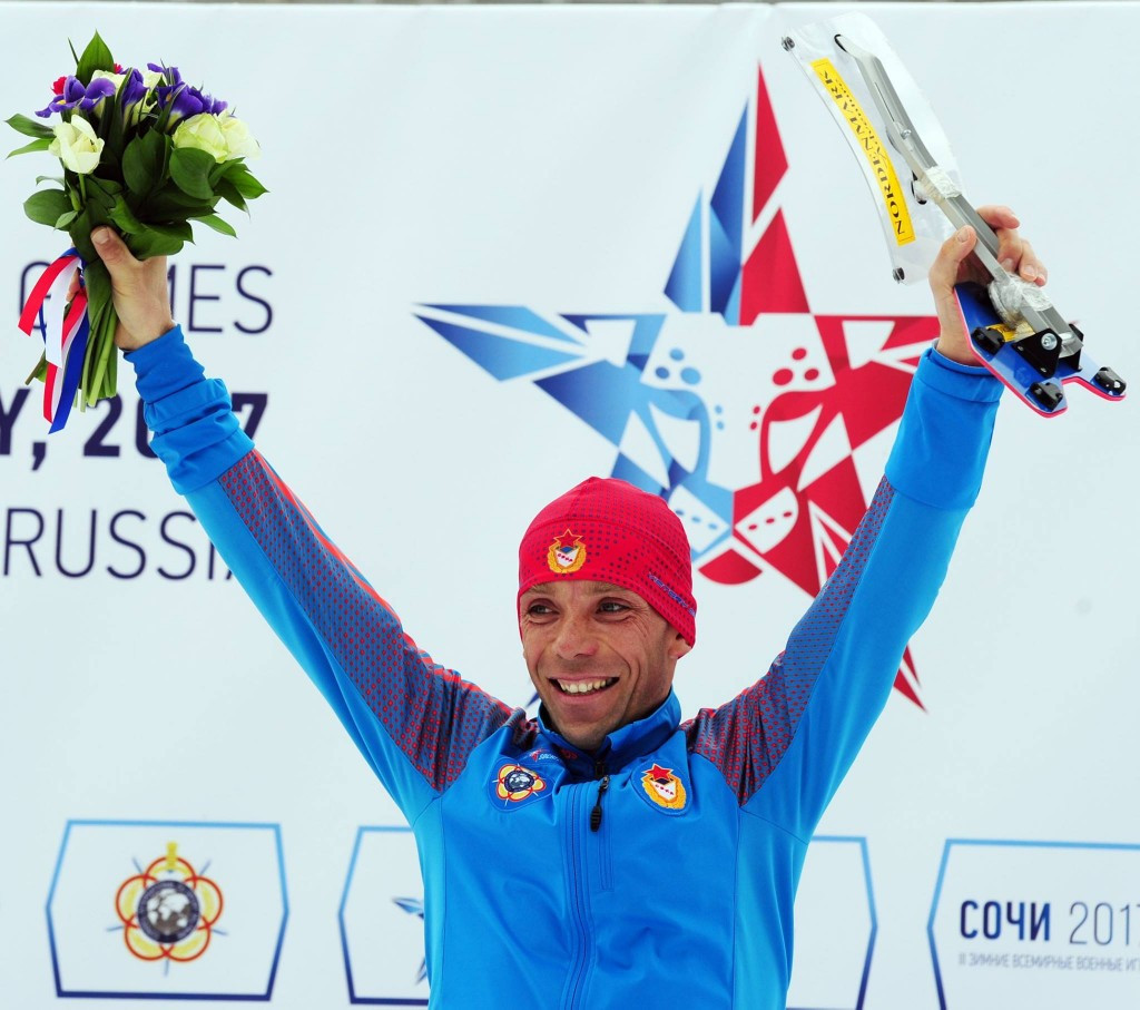 Russia delight home crowd with ski orienteering double in Sochi