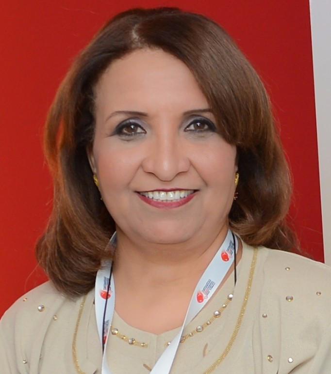 Shaikha Hayat bint Abdulaziz Al Khalifa believes the country's participation at the Games can boost sporting development ©BOC