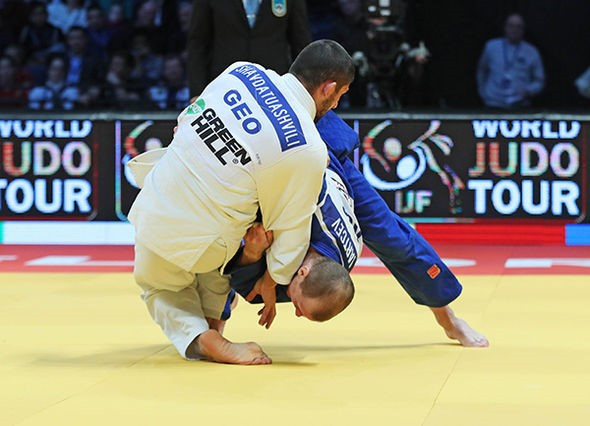 Russia sweep men's competitions at IJF Dusseldorf Grand Prix