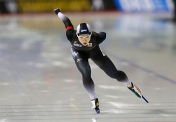 Kodaira moves ahead at ISU World Sprint Speed Skating Championships