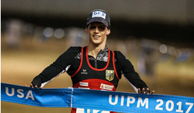 Schoeneborn claims ninth individual UIPM World Cup victory in Los Angeles