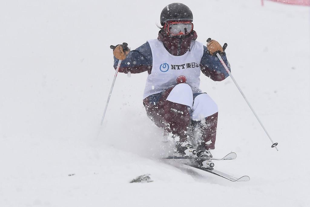Murata beats defending champion to moguls gold in Sapporo