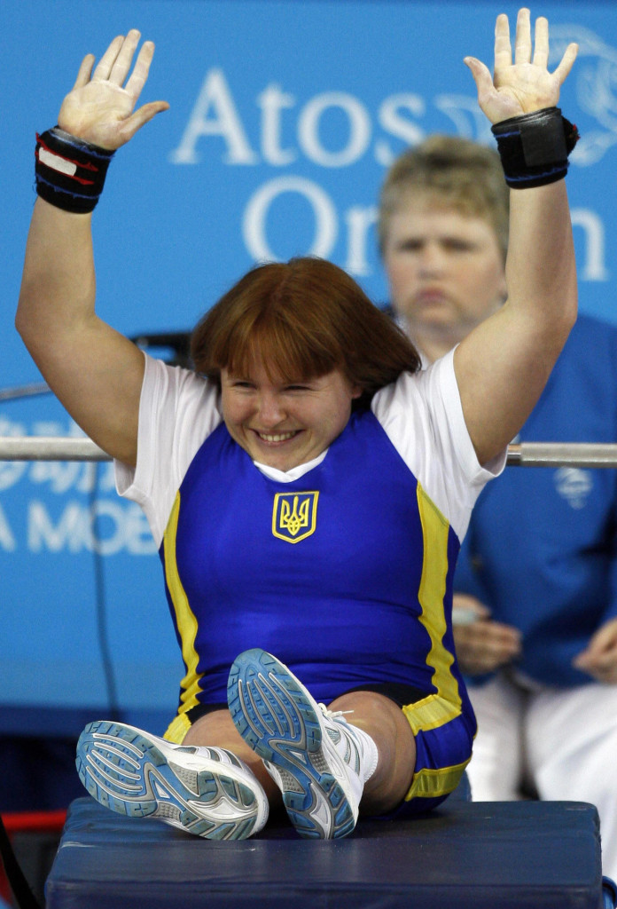 World champion Rayisa Toporkova of Ukraine is also set to participate ©Getty Images