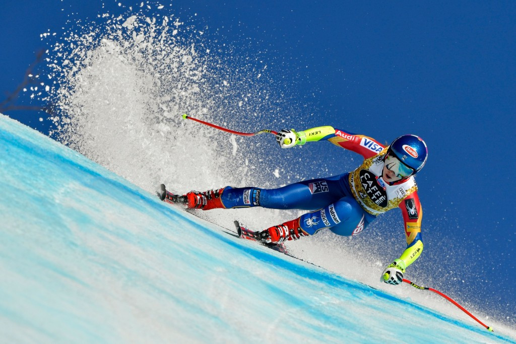 Mikaela Shiffrin extended her lead in the overall FIS Alpine Skiing World Cup title race ©Getty Images
