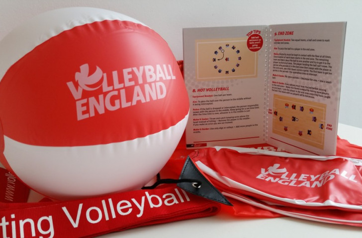 Volleyball England launch new workshop to boost Paralympic side of sport